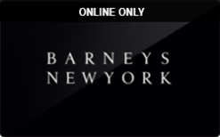 Sell Barneys New York (Online Only) Gift Card