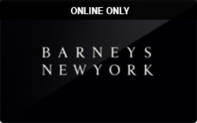 Buy Barneys New York (Online Only) Gift Card