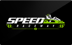 Sell Speed Raceway Gift Card