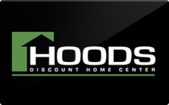 Sell Hoods Discount Home Center Gift Card