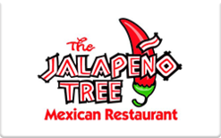 Sell The Jalapeno Tree Gift Card