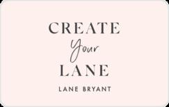 Sell Lane Bryant® Gift Card