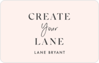 Buy Lane Bryant® Gift Card