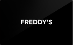 Buy Freddy's Gift Card