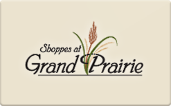 Sell Shoppes at Grand Prairie Gift Card