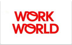 Sell Work World America Gift Card
