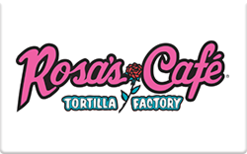 Sell Rosa's Cafe Gift Card