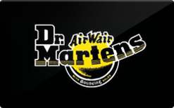 Sell Dr. Martens Gift Card