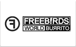 Buy Freebirds World Burrito Gift Card