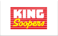Buy King Soopers Grocery Gift Card