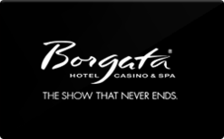 Sell Borgata Gift Card