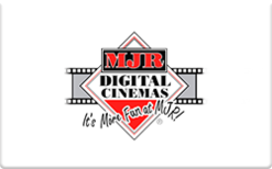 Sell MJR Digital Cinemas Gift Card