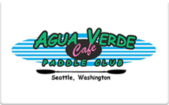 Buy Agua Verde Cafe Gift Card