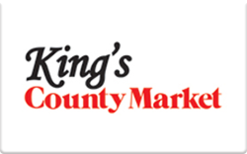 Sell King's County Market Gift Card