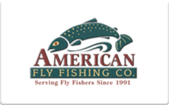 Sell American Fly Fishing Company Gift Card