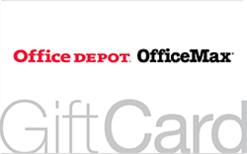 Buy Office Depot Gift Card