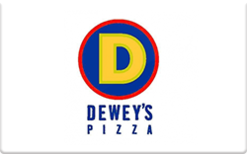 Sell Dewey's Gift Card