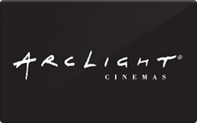 Buy ArcLight Cinemas Gift Card