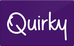 Buy Quirky Gift Card