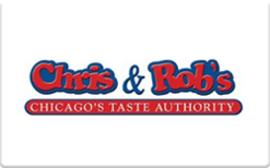 Sell Chris & Rob's Gift Card