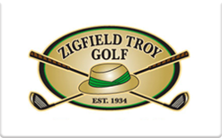 Sell Zigfield Troy Golf Gift Card