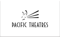Buy Pacific Theatres Gift Card