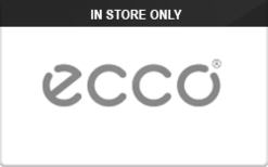 Sell Ecco (In Store Only) Gift Card