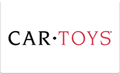 Sell Car Toys Gift Card