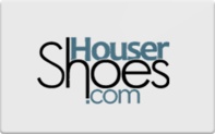 Buy Houser Shoes (In Store Only) Gift Card