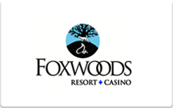 Buy Foxwoods Gift Card