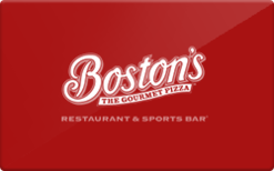 Sell Boston's Gift Card