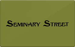 Sell Seminary Street Gift Card