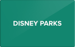 Sell Disney Parks (In Store Only) Gift Card