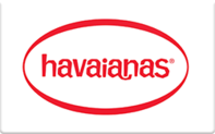 Buy Havaianas Gift Card