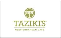 Buy Taziki's Gift Card
