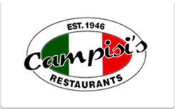 Sell Campisi's Gift Card
