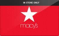 Buy Macy's (In Store Only) Gift Card