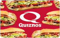 Buy Quiznos Gift Card