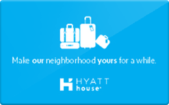 Sell Hyatt House Gift Card