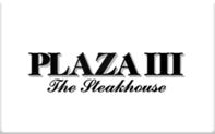 Buy Plaza III Steakhouse Gift Card