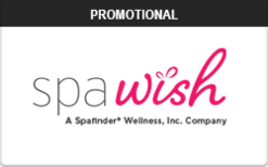 Buy Spa Wish (Promotional) Gift Card