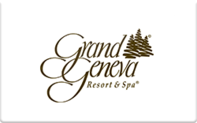 Buy Grand Geneva Resort & Spa Gift Card