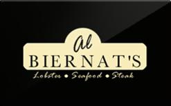 Buy Al Biernat's Gift Card