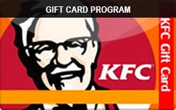 Sell KFC Gift Card Program Gift Card
