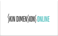 Buy Skin Dimensions Gift Card