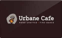 Sell Urbane Cafe Gift Card