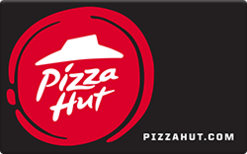 Buy Pizza Hut Gift Card