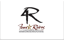 Buy 4 Rivers Smokehouse Gift Card
