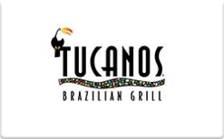 Buy Tucanos Brazilian Grill Gift Card