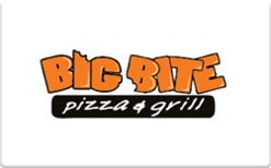 Sell Big Bite Gift Card